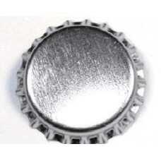 Bottle Caps - Silver x 250
