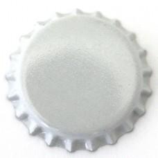 Bottle Caps - White x100