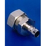 Compression Fitting 8mm Barbed