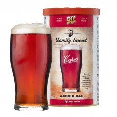Coopers DIY Family Secret Amber Ale