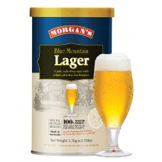 Morgans Blue Mountain Lager